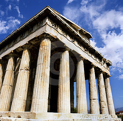 Hephaisteion in Athens