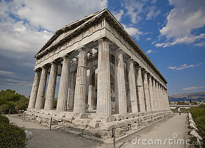 Hephaisteion Greece