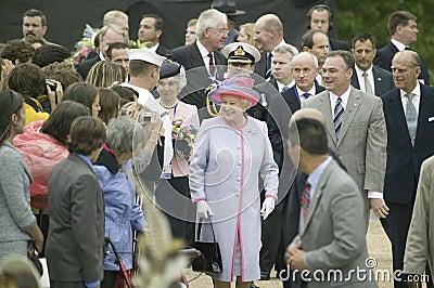 Her Majesty Queen Elizabeth II, Editorial Photo