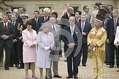 Her Majesty Queen Elizabeth II, Editorial Image