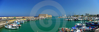 Heraklion Editorial Photography