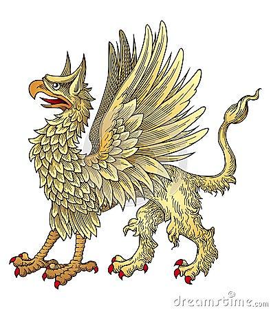 Heraldic Griggin