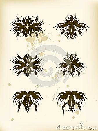 Heraldic pattern