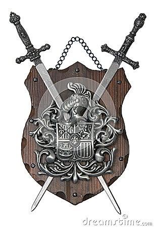 Heraldic shield 2