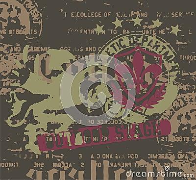 Heraldry art