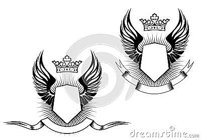 Heraldry design