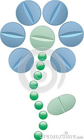 Herb pills