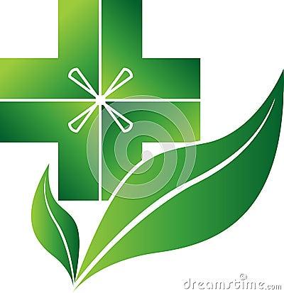 Free Herbal Doctor Logo Royalty Free Stock Images - 21300159