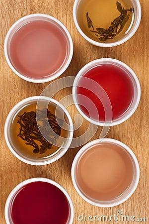 Herbal and Fruit Tea
