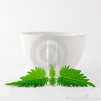 Herbal Nettle Tea Cup