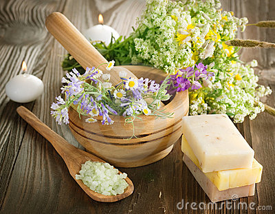 Herbal Spa Products