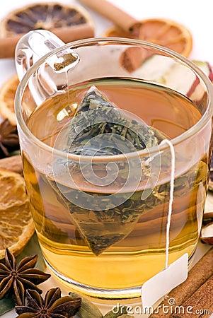 Free Herbal Tea Stock Photo - 12459390