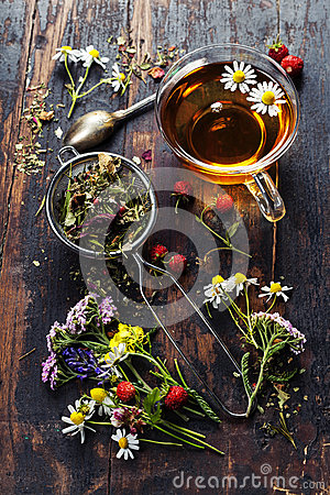 Free Herbal Tea Stock Photo - 41603340