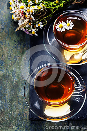 Free Herbal Tea Royalty Free Stock Photography - 47948377