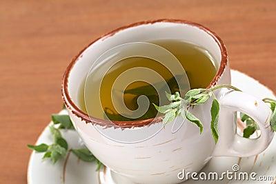 Herbal Tea out of Muna
