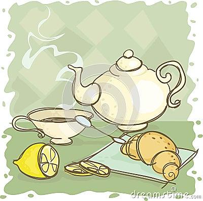 Herbaty.