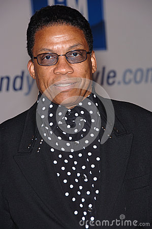 Herbie Hancock Editorial Stock Photo