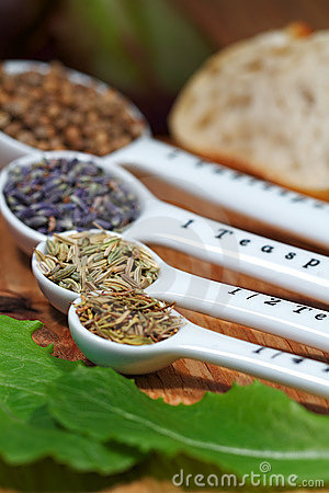 Free Herbs Stock Photography - 18821182