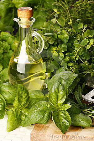 Free Herbs Royalty Free Stock Image - 4868996