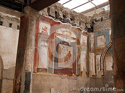 Herculaneum-Italy