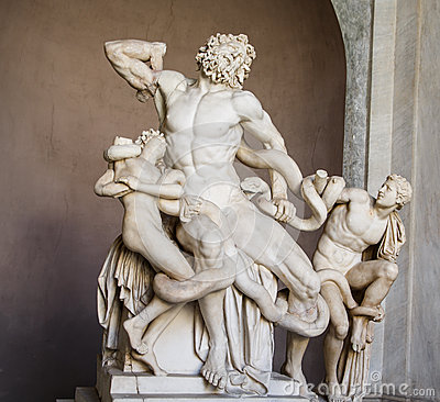 Free Hercules In Vatican Royalty Free Stock Image - 31630156
