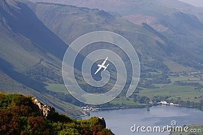 Hercules over Lake