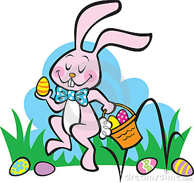 Free Here Comes The Easter Bunny! Stock Images - 9173134