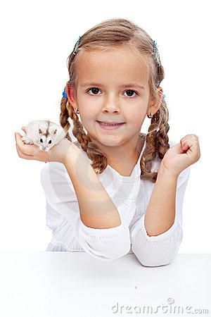 Free Here Is My Hamster Royalty Free Stock Images - 22875819