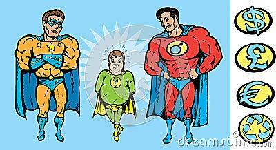 Herói secundário da paridade