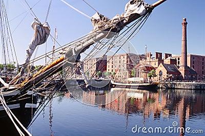 Heritage, Albert dock, Liverpool