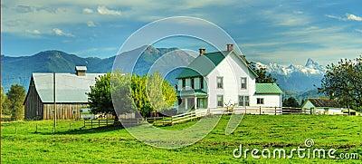 Heritage Farming Home Barn