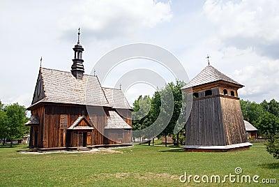 Heritage Park in Tokarnia