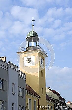 Heritage in Rybnik (Poland)