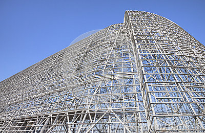 Heritage Site at NASA Ames Research Center Editorial Photo
