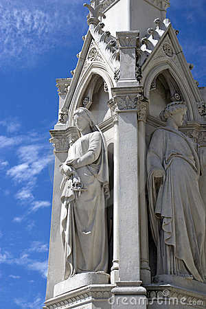 Heritage Statues of Justice