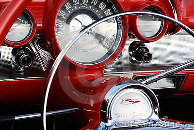 Hernando County Car Show Editorial Photography