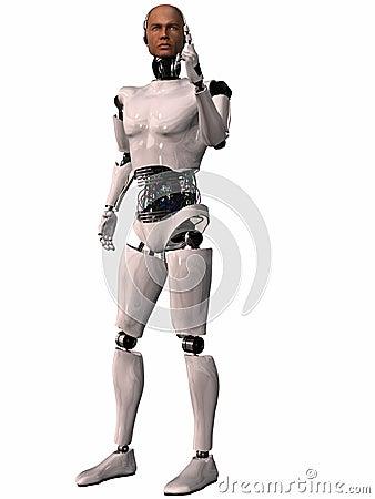Herobot - 3D Figure