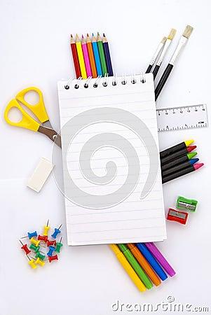 Herramientas de la oficina y del estudiante imagenes de for Herramientas de oficina