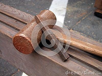 Herramientas de madera