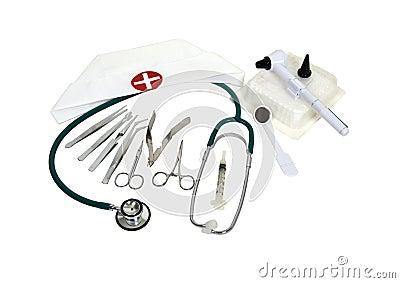 Herramientas del oficio de enfermera