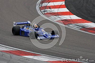Hesketh Formula One Editorial Image