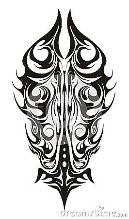 Het Art. van de tatoegering