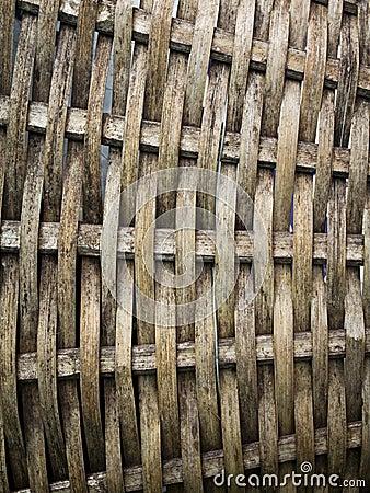 Het Bamboe van het weefsel