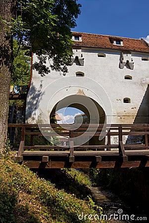 Het Bastion van de ent - Brasov