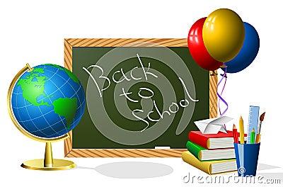 Het begin van het schooljaar