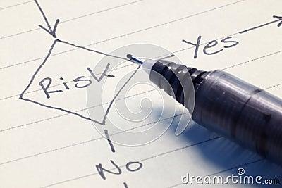Het beheer van het risico planning