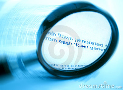 Het bestuderen van cash flow