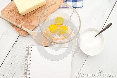 Het boek van het recept