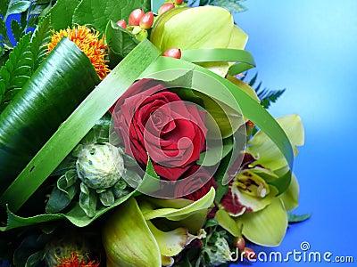 Het Boeket van bloemen