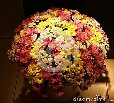 Het boeket van de bloem